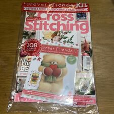 The World of Cross Stitching Magazine Issue 291 March 2020 With Gift