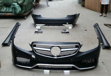 Mercedes Benz E63 AMG Style Bodykit Fits All W212 2013+ Onwards UK Seller