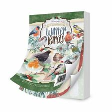 Hunkydory ~ Little Book 236 ~ A6 toppers  ~ Full 144 pages ~ Winter Birds