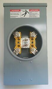 Cooper B-Line Meter Socket  204 MS68 200A