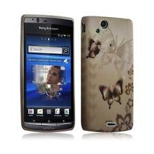 Housse étui coque gel pour Sony Ericsson Xperia Arc / Arc S motif HF31