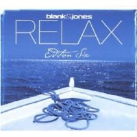 BLANK & JONES - RELAX EDITION SIX  2 CD NEU