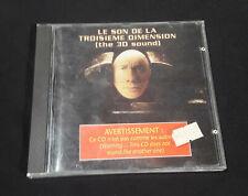 Sampling CD RSS Le Son De La Troisieme Dimension (the 3D Sound)