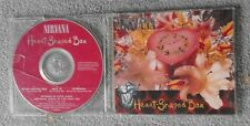 Nirvana - Heart-Shaped Box  - Original UK 3 TRK CD Single