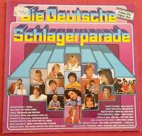 Die deutsche Schlagerparade LP Vinyl 1984 Jürgens / Kaiser / Leandros / Merz uvm