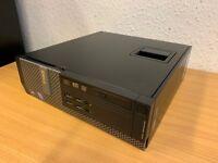 Dell OptiPlex 7010 SFF Core i7 3770 3.40GHz 256GB SSD 8GB RAM Win 10 Pro PC