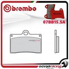 Brembo SA - pastillas freno sinterizado frente para Fantic Motor SM 125 2012>