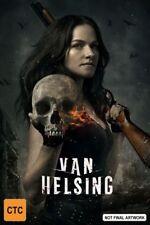 Van Helsing: Season 1 (DVD, 2017, 3-Disc Set), like new REGION 4
