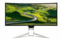"Acer XR 34"" Widescreen Monitor 21:9 1ms 75Hz UW-QHD (3440 x 1440)"