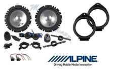 Alpine SXE-1750S Set 4 Coffers for Opel Insignia 2008> Front with Sup and Connie