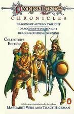 Dragonlance Chronicles: Dragons of Autumn Twilight, Dragons of Winter Night,...