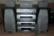 TECHNICS seperates, Technics Hi Fi, TECHNICS STEREO con audio surround