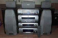 technics seperates,technics Hi fi, technics stereo with surround sound