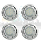 4X 12V Cool White 12SMD LED Kitchen Under cabinet light Home Under Cabinet light