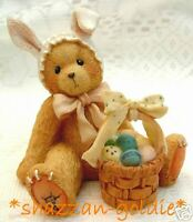 Cherished Teddies Bessie Number 10 IN TOP 10 Most Valuable Bears