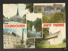 LOURDOUEIX (23) CHAPELLE , MONUMENT aux MORTS & COMMERCES