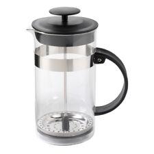 ProCook - Cafetière à piston avec couvercle et poignée noir 3 tasses / 350ml