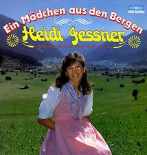 LP Heidi Jessner - Ein Mächen aus den Bergen
