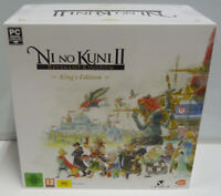 NI NO KUNI 2 REVENANT KINGDOM KING'S EDITION - PC NUOVO SIGILLATO NEW SEALED
