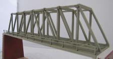 """N Scale - Laser Cut """"Single Truss Bridge""""  - SM050"""