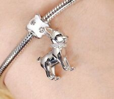 Gnoce - Pandora Chihuahua Charm - With 19cm Bracelet - 925 Silver - boxed