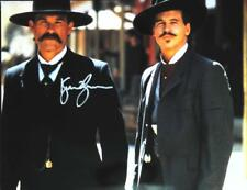 Kurt Russell Val Kilmer 11x14 signed Photo autographed Picture + COA