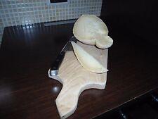 Tagliere in legno di rovere fatto a mano