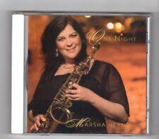 (IL848) Marsha Heydt, One Night - 2007 CD