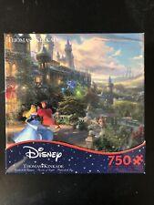 New ListingCeaco 750 pc Jigsaw Puzzle Thomas Kinkade Disney Sleeping Beauty Aurora Charming