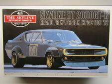 Aoshima 1:24 Scale (The 4th) Nissan Skyline HT2000GT-R KPGC Race Model Kit - New