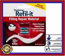 Refilit Maximum Strength Filling Material, Cherry Flavor 1 Each