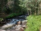 Colorado Placer Mining Claim Boulder County 1200ft Water Gold Panning LOOK!!!