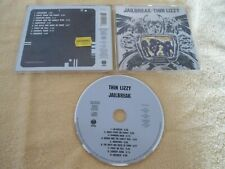 CD THIN LIZZY - JAILBREAK Vertigo Mercury 532 294 2 Digitally Remastered