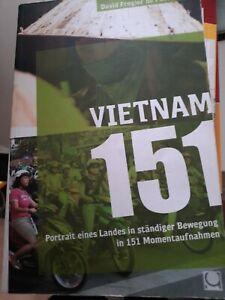Vietnam 151: Portrait eines Landes in ständiger Bewegung... | Buch | Zustand gut
