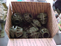 MILITARY SPREADER POLE COUPLER (14) NETTING SUPPORT SYSTEM PARTS PREPPER BUG OUT
