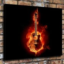 """16""""x20"""" Music Guitar 3 Home Decor HD Canvas prints Picture Wall art Painting"""