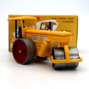 Atlas Dinky toys 830 Rouleau Compresseur Richier Diecast Models Collection Car