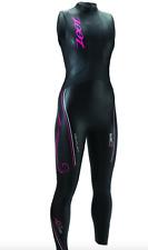 Zoot Womens Triathlon Wetsuit Size Xs Sleeveless Z-Force 3.0 Teen Girls - $250