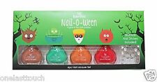 BONITA 5pc Polish/Color NAIL-O-WEEN Sticker Set HALLOWEEN Glow In The Dark 1a
