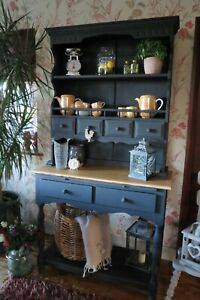 Farmhouse Kitchen display cabinet