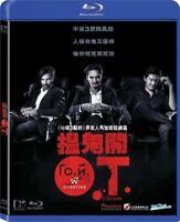 O.T. Ghost Overtime 2014 [New Blu-ray] Hong Kong - Import