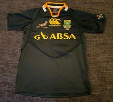 CANTERBURY Kids RUGBY UNION SOUTH AFRICA 2013/2014 SPRINGBOKS SHIRT JERSEY 12