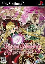USED Rozen Maiden: Geppetto Garden Japan Import PS2