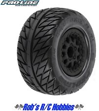 PROLINE Street Fighter Mnt Renegade Black Wheel:Slash 4x4 (PRO116717)