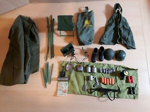 Action Man VAM Palitoy 1st Issue Special Operations Kit Bag Only VGC