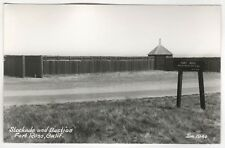 FORT ROSS CALIFORNIA RPPC RP Real Photo Postcard ZAN STARK Russian SONOMA CALI