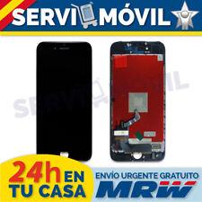 """Pantalla Completa LCD + Táctil Negra Para Apple Iphone 7 4.7""""  Negro Tactil"""
