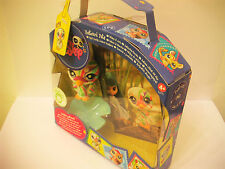 littlest pet shop#1578#Beauty Rainbow Swan-Simbol of LIFE!NEW in Package!-Rare!!