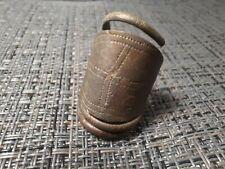 Bronze Viking Ring Medieval  ring. Scandinavian style The Viking Age