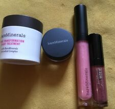 bareminerals 2 x Lipgloss, Concealer, pure Transformation Night Treatment 2g